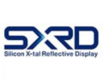 Sony Releases New SXRD Full HD Reflective LCD and Signal Processing Drive LSI for Portable Projectors