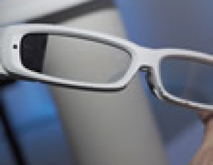 Sony Unveiled Wearable Smart Glasses at CES
