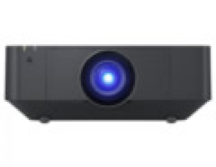 Sony's New Laser Projectors Deliver Quality And with Quiet Operation