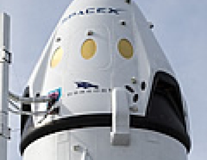 SpaceX Chief Envisions Ships Flying to City On Mars