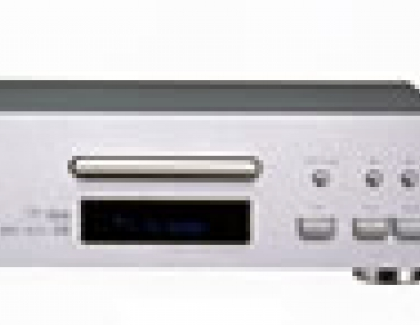 New universal player DV-15 with DVI output by Teac