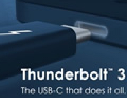 Intel to Integrate Thunderbolt 3 into Future CPUs