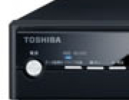 Toshiba Launches New HD DVD Recorder in Japan