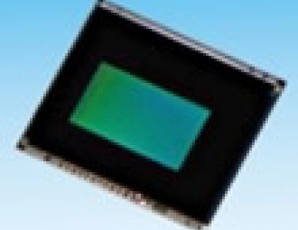 Toshiba Starts Mass Production of 1080p, 1.12 Micrometer, CMOS  Image Sensor