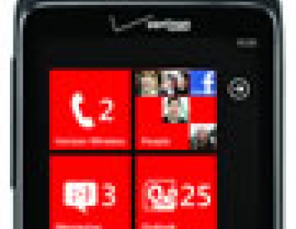 Verizon To Launch HTC Trophy Windows Phone 7 Later This Month
