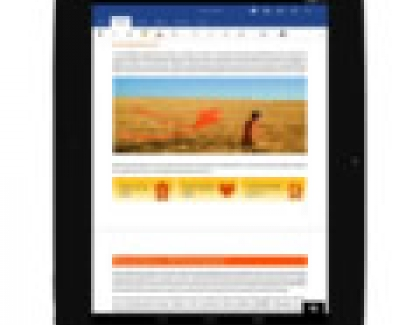 Microsoft Brings Office To iOS and Android Devices