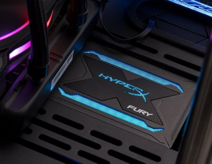 HyperX Releases FURY RGB SSD and SAVAGE EXO SSDs