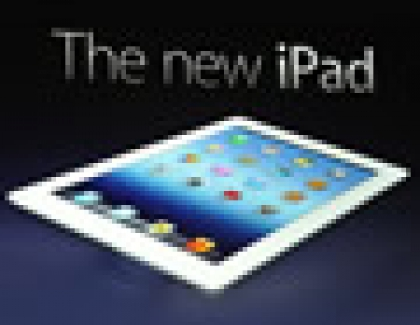 Rumors Say iPad 5 Due in March