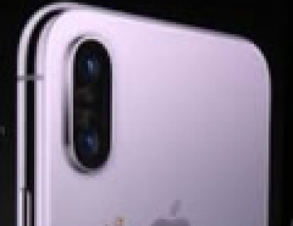 Future iPhone Said to Feature Triple-lens 3D Sensing Camera