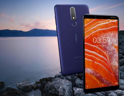 HMD Releases the Nokia 3.1 Plus