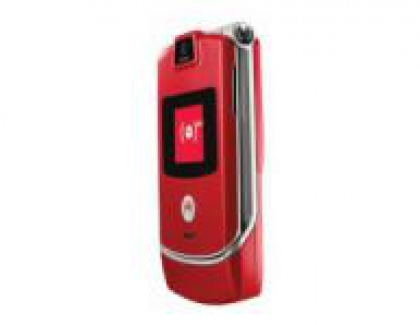 Motorola announces new red Razr