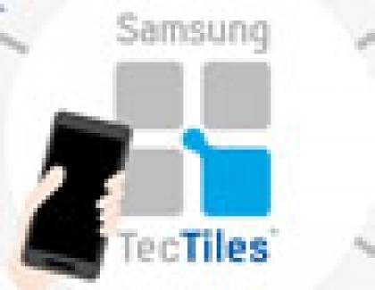 Samsung Democratizes NFC Tags With  TecTiles