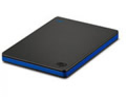 Store More PlayStation 4 Games with Seagate's New 2TB Game Drive