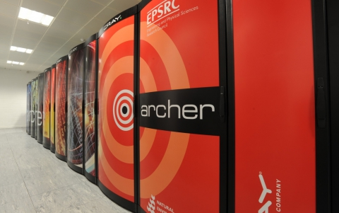 ARCHER2 Supercomputer Achieves 28PFLOPS Using AMD Rome CPUs