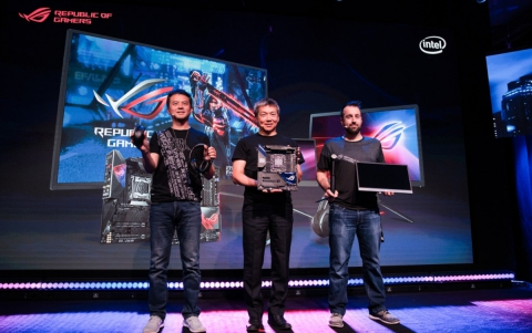 ASUS ROG Hosts Event at Gamescom 2019