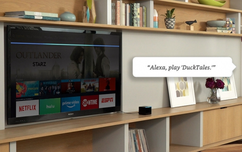 "Amazon Lets You Use Echo Devices to Built an Alexa ""Home Theatre"" System"