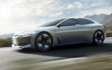 BMW Unveils the Specs of the i4 Electric Car