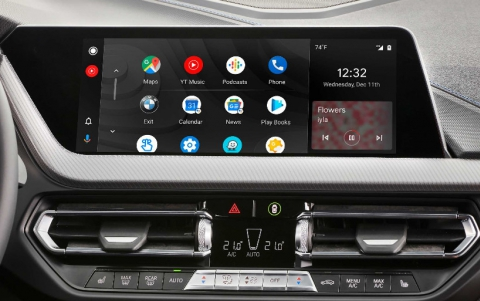 Android Auto Comes to BMW From mid-2020