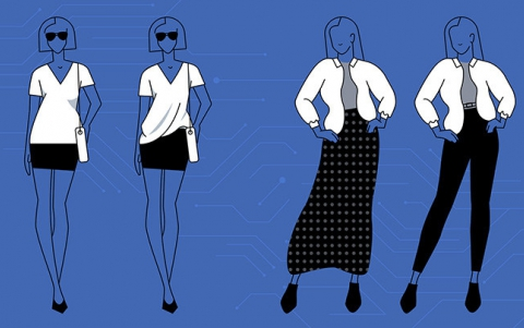 Facebook's Fashion++ System Uses AI to Make You Look More Stylish
