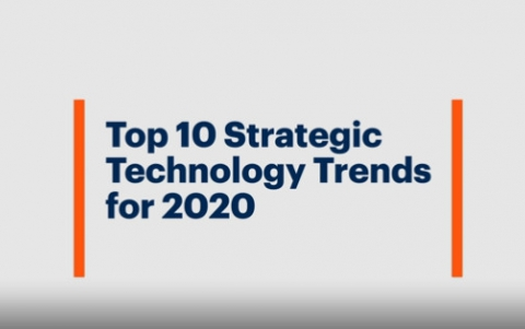 Gartner Identifies Top 10 Strategic Technology Trends for 2019