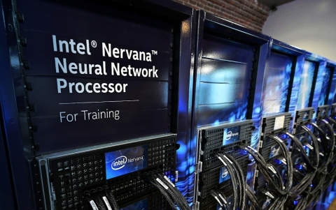 Intel Speeds AI Development With Nervana Neural Network Processors, Intel Movidius Vision Processing Unit