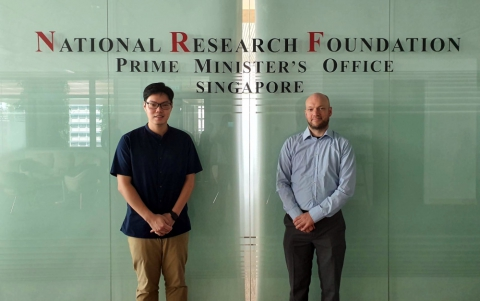 Imec and NUS to Collaborate on Chip-based Quantum Cryptography