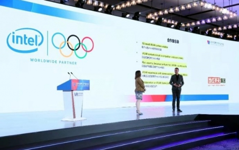 Intel to Develop 5G technology-based VR/AR Solutions For Olympic Games Tokyo 2020