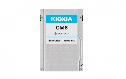 KIOXIA PCIe 4.0 CM6 Series NVMe SSDs Achieved PCI-SIG Compliance