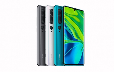 108-Megapixel Mi Note 10 Budget Smartphone Launching in Japan