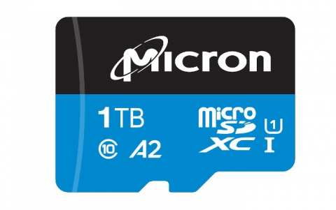 Micron Launches 1TB Industrial-Grade microSD Card for Cloud-Managed Video Surveillance