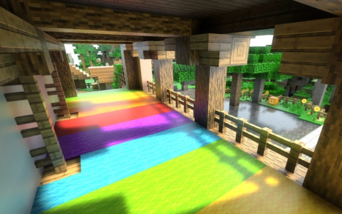 Microsoft, Nvidia to Bring Ray Tracing Graphics to Minecraft