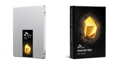 "SK hynix Unveils ""Gold S31"" Consumer Solid-State Drive"