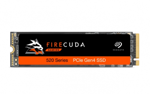 Seagate Launches the FireCuda Gaming SSD and Gaming Dock