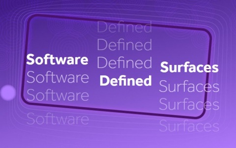 Startup Sentons Launches SurfaceWav Ultrasonic Platform to Make Any Surface and Material Interactive
