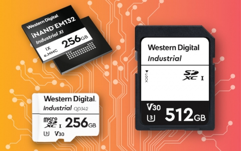 Western Digital Releases High-Endurance Storage Solutions for Industrial-Grade AI, ML and IoT Applications