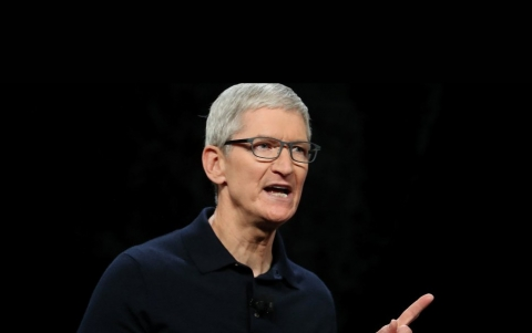 Apple CEO Says Global Corporate Tax System Should Change