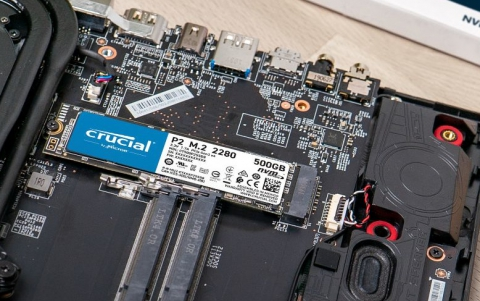 New Crucial P2 NVMe M.2 SSD Released