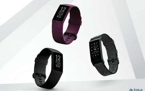 Fitbit Charge 4 Comes with GPS, Spotify and Heart Metrics