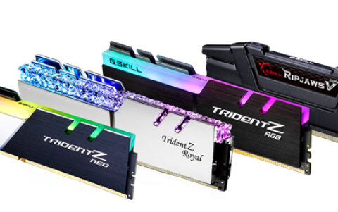 G.SKILL Announces Extreme Low Latency DDR4-3600 CL14 64GB (16GBx4) Memory Kit