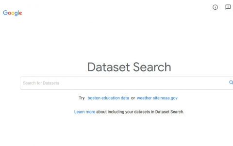 Google Improves Its Dataset Search Engine