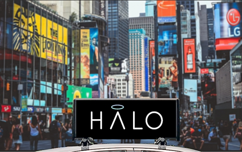 Lyft Buys Car-top Advertising Startup Halo Cars