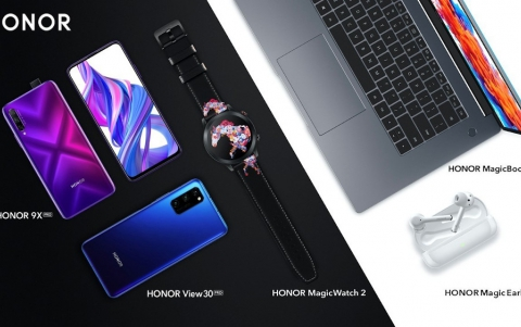 HONOR 9X Pro and the HONOR View 30 Launch With HUAWEI AppGallery