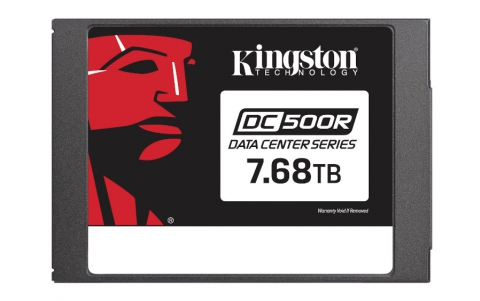 Kingston Ships 7.68TB Capacity for High-Performance Data Center SSDs