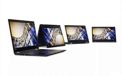 Lenovo Updates its ThinkPad Laptop Portfolio