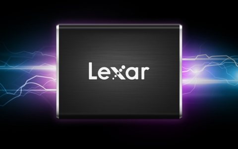 Lexar Launches the Professional SL100 Pro Portable SSD