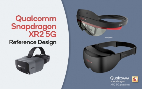 Qualcomm Accelerates XR Headset Development with the new Qualcomm Snapdragon XR2 5G Reference Design