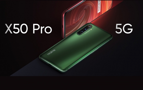 Realme's X50 Pro 5G Launching in Europe