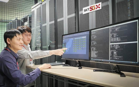 SK Telecom Achieves Standalone 5G Over-the-Air Data Transmission on Multi-Vendor Commercial 5G Network