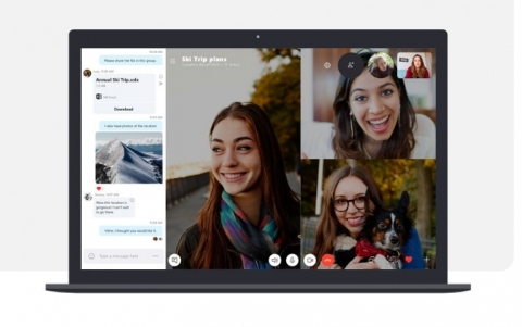 Skype's 'Meet Now' Calls Don't Need a Sign-up