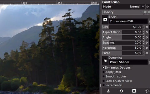 New GIMP 2.10.18 Brings Improvements And New Tools
